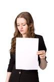 Büroangestellter verlassen Lizenzfreie Stockfotografie