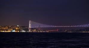 Broar av Istanbul Royaltyfria Foton