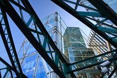 Broatgate torn Fotografering för Bildbyråer