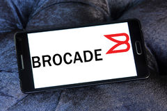 Brocade Communications Systems logo Royalty Free Stock Image