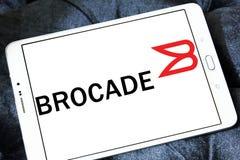 Brocade Communications Systems logo Stock Image