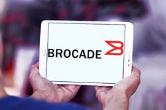 Brocade Communications Systems logo Royalty Free Stock Photography