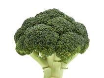 brocaded Sunt djupt - grön grönsak arkivfoto