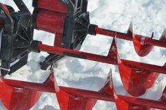Brocas do gelo imagem de stock