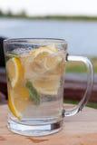 Brocca della limonata Immagine Stock Libera da Diritti