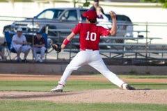 Brocca di baseball Fotografia Stock Libera da Diritti