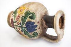 Brocca di ceramica Fotografie Stock