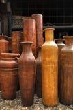 Brocche dell'argilla Fotografie Stock Libere da Diritti