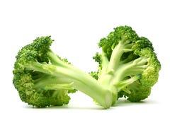 Broccoli. Isolated on white background Stock Image