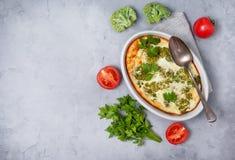 Broccoli casserole Royalty Free Stock Photography