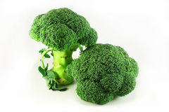Broccoli closeup Royalty Free Stock Photo