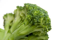 Broccoli closeup Stock Photo