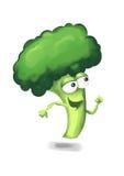 Broccoli correnti illustrazione di stock