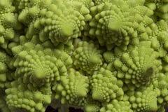 Broccoli de Romanesco photo stock
