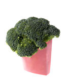 Broccoli Fast Food Stock Photos