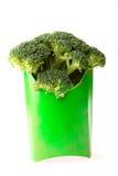 Broccoli Fast Food Royalty Free Stock Photos