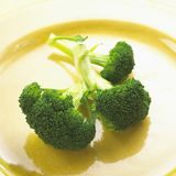 Broccoli Florets Stock Images