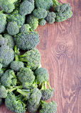 Broccoli florets Royalty Free Stock Photos
