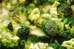 Broccoli food Royalty Free Stock Images