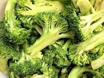 Broccoli frais Photographie stock
