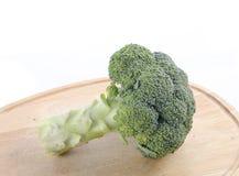 Broccoli frais en plan rapproché Images stock