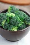 Broccoli freschi Fotografia Stock Libera da Diritti