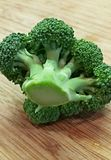 Fresh broccoli. Stock Image