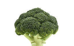 Broccoli. Healthy deep green vegetable Royalty Free Stock Photo