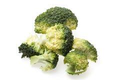Broccoli isolated on white background.  Stock Photography