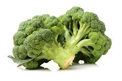 Broccoli. Isolated on white background Stock Photo