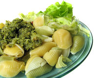 Broccoli pasta Stock Photos