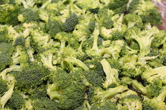 Broccoli. A picture of a bowl of steamed broccoli Royalty Free Stock Photos