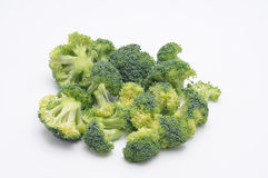 Broccoli pieces Royalty Free Stock Image