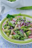 Broccoli Radish Salad Stock Images