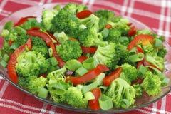 Broccoli salad Stock Photos