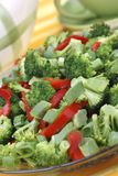Broccoli salad Royalty Free Stock Photos