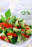 Broccoli salad Royalty Free Stock Photos