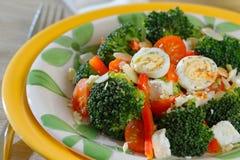 Broccoli Salad Stock Image