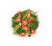Broccoli salad. Royalty Free Stock Images