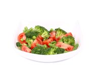 Broccoli salad. Royalty Free Stock Image
