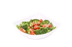Broccoli salad. Stock Photos