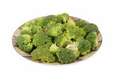 Broccoli sald Royalty Free Stock Photo
