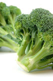 Broccoli with shallow dof Stock Image