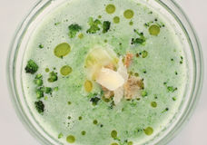 Broccoli soup 2 Stock Images