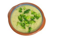 Broccoli soup Royalty Free Stock Image