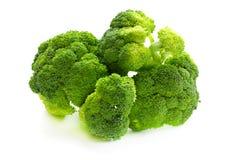 broccoli stänger sig upp Royaltyfria Foton