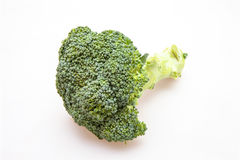 Broccoli stem Stock Images