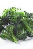 Broccoli surgelé photo libre de droits