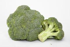 broccoli två Arkivfoto
