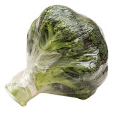 Broccoli Wrapped Royalty Free Stock Photos